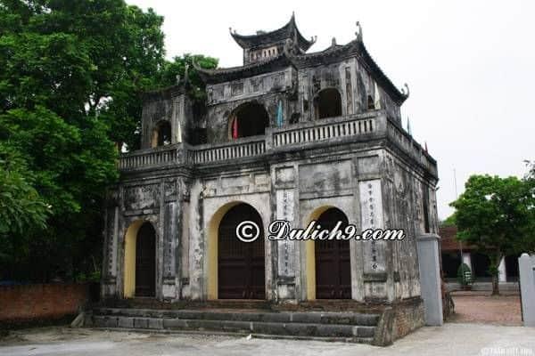 Du lịch Hưng Yên các địa điểm ưa thích: Hưng Yên có địa điểm du lịch nào đẹp, hấp dẫn?