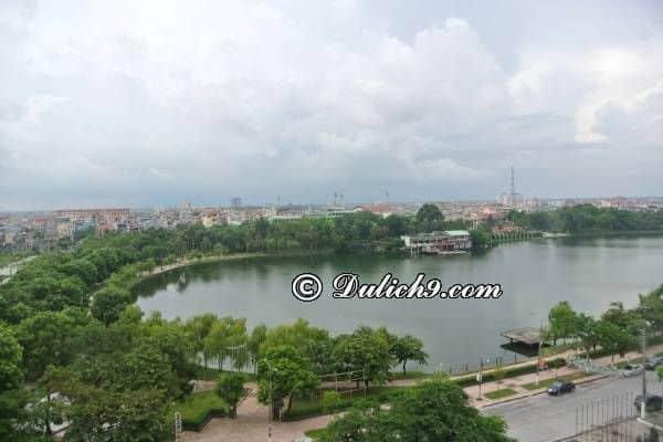 Đi đâu, chơi gì khi phượt Nam Định? Địa điểm du lịch nổi tiếng ở Nam Định