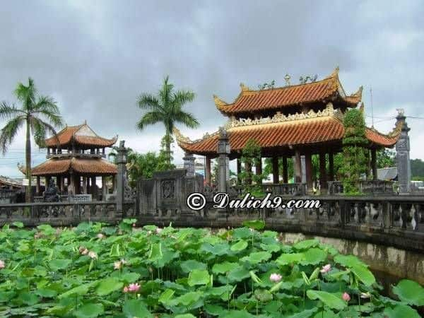 Điểm tham quan nổi tiếng ở Nam Định: Nam Định có địa điểm du lịch nào đẹp, hấp dẫn?