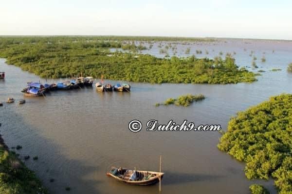 Du lịch Nam Định các địa điểm ưa thích: Địa điểm du lịch độc đáo, hấp dẫn ở Nam Định