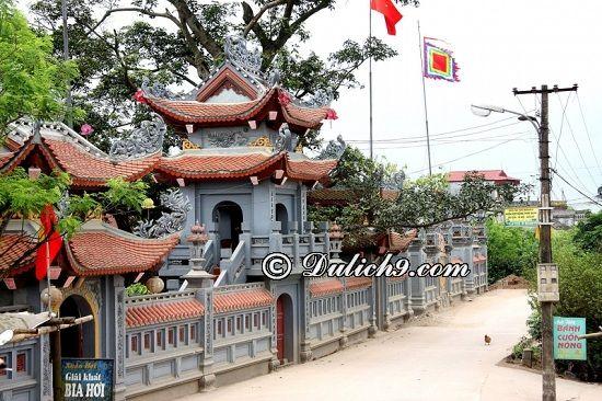 Làng vườn Bách Thuận/ địa điểm không nên bỏ qua ở Thái Bình: Nên đi đâu chơi, tham quan khi du lịch Thái Bình?