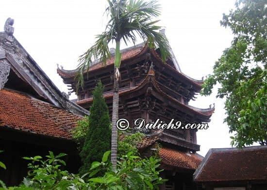 Chùa Keo/ di tích lịch sử nổi tiếng ở Thái Bình: Địa điểm tham quan, vui chơi hấp dẫn, nổi tiếng ở Thái Bình