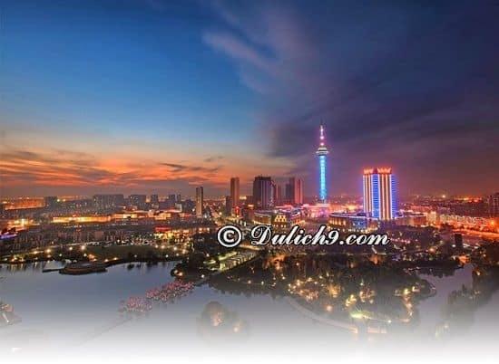 Kinh nghiệm du lịch Thường Châu: Hướng dẫn lịch trình tham quan, vui chơi, ăn uống khi du lịch Thường Châu