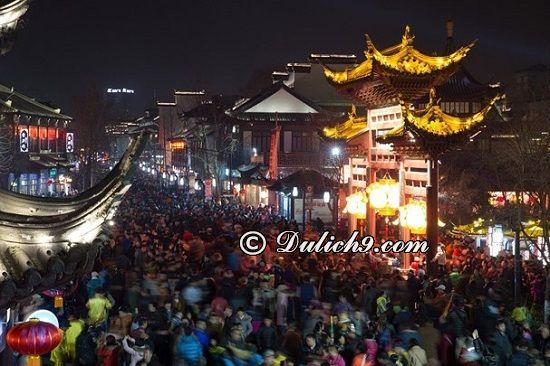Hướng dẫn đi tham quan, vui chơi khi du lịch Thường Châu: Đi đâu, chơi gì ở Thường Châu