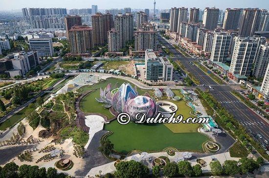 Đi đâu, chơi gì ở Thường Châu/ Địa điểm tham quan ở Thường Châu: Kinh nghiệm du lịch Thường Châu