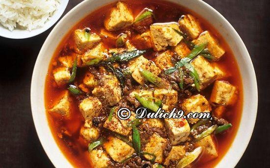 Ăn gì, ở đâu ngon tại Thường Châu/ Đặc sản Thường Châu: Kinh nghiệm ăn uống khi đi du lịch Thường Châu, Trung Quốc
