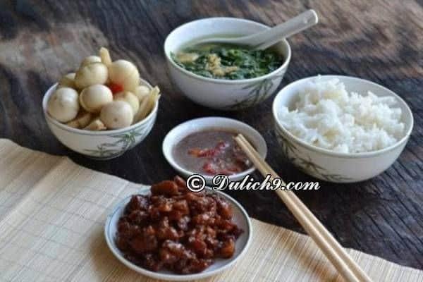 Mắm cáy Bình Lục/ ăn gì ngon khi du lịch Hà Nam? Đắc ản nổi tiếng, độc đáo ở Hà Nam