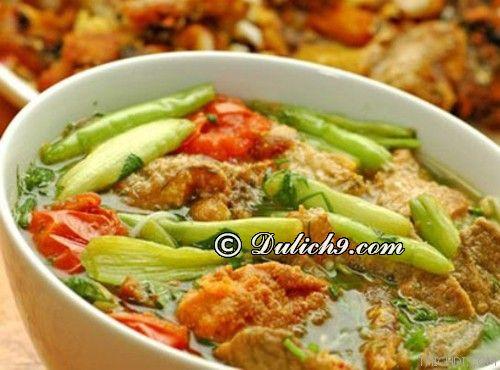 Ăn gì ngon khi du lịch Thái Bình? Món ăn ngon, nổi tiếng ở Thái Bình