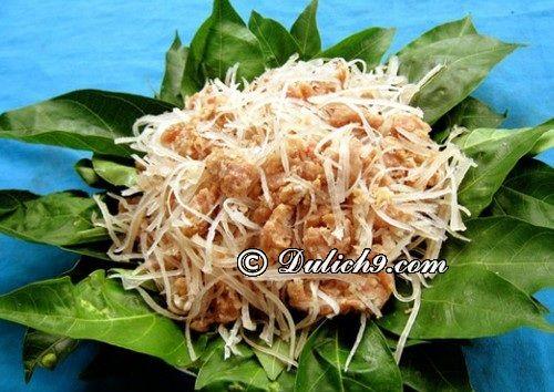 Ăn gì ngon khi du lịch Thái Bình? Đặc sản nổi tiếng Thái Bình