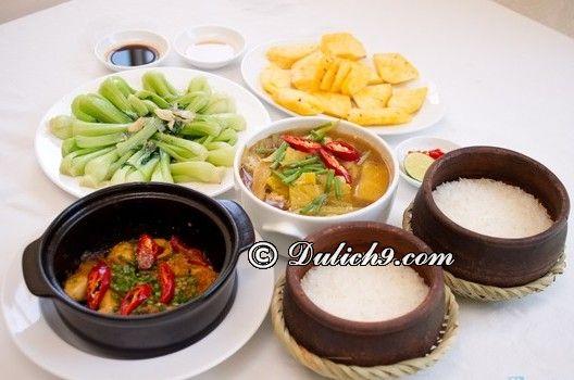 Nhà hàng, quán ăn ngon ở Nam Định: Địa chỉ ăn uống ngon, bổ, rẻ ở Nam Định