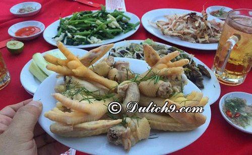 Gà Tươi Mạnh Hoạch/ quán ngon, đông khách ở Nam Định: Nên ăn ở đâu khi du lịch Nam Định?