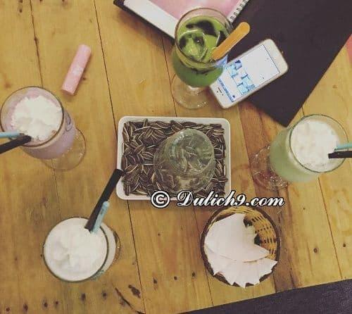 Ăn vặt ở đâu tại Hưng Yên/Blue Lemon - Cafe Take Away: Địa điểm ăn vặt ngon, nổi tiếng ở Hưng Yên