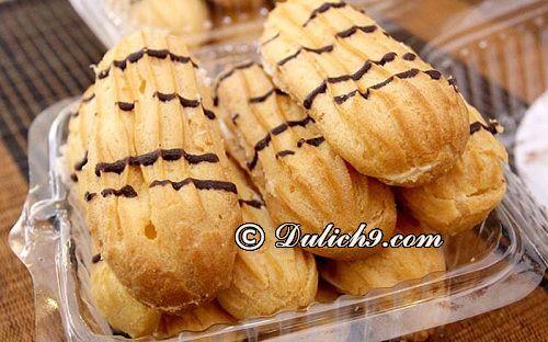 Tiệm bánh Toàn Lộc/ Quán bánh ngọt nổi tiếng ở Hưng Yên: Hưng Yên có quán ăn vặt nào ngon?