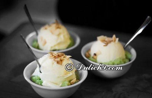 Chè & Kem/ đồ ăn vặt ở Hưng Yên: Hưng Yên có quán ăn vặt nào ngon, nổi tiếng?