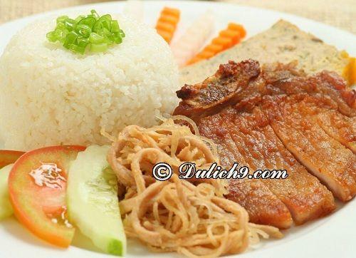 Địa chỉ ăn cơm tấm ngon, bổ, rẻ ở Đà Nẵng: Cơm tấm ngon - Đặng Dung/ quán cơm tấm ngon ở Sài Gòn