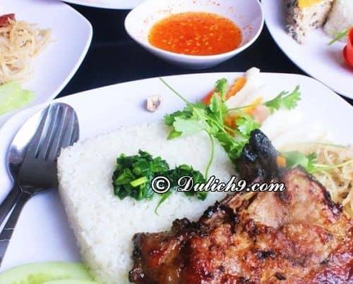Những quán cơm tấm thơm ngon, có tiếng ở Đà Nẵng: Cơm Tấm Bà Lang - Yên Bái/ ăn cơm tấm ngon tại Đà Nẵng