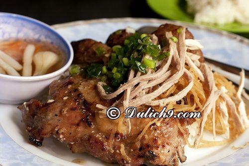 Địa chỉ ăn cơm tấm ngon, hấp dẫn nhất Đà Nẵng: Cơm tấm chất - Trưng Nữ Vương/ Ăn cơm tấm ở đâu Đà Nẵng?