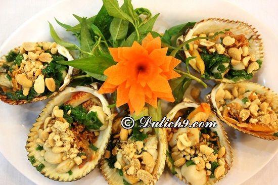 Hải Sản Tẹo K4/ quán hải sản ngon, giá hợp lí tại Huế: Nên ăn hải sản ở đâu khi du lịch Huế?
