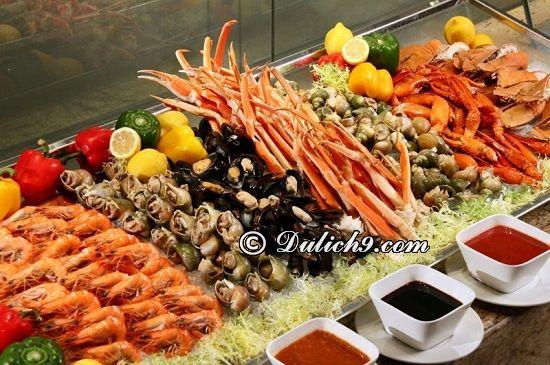 Địa chỉ ăn hải sản ngon ở Đà Nẵng: Đà Nẵng có nhà hàng hải sản nào ngon, giá bình dân?