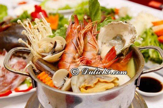 Đầm Chuồn Hương Quán/Ăn hải sản ở đâu ngon khi du lịch Huế? Du lịch Huế ăn hải sản ở đâu ngon?