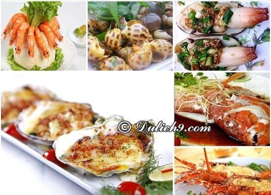 Địa chỉ ăn hải sản ngon ở Đà Nẵng: Quán ăn hải sản ngon, nổi tiếng ở Đà Nẵng