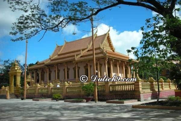 Chùa dơi & Chùa Kh'leang/ Danh lam thắng cảnh nổi tiếng Sóc Trăng: Sóc Trăng có địa điểm du lịch nào đẹp?