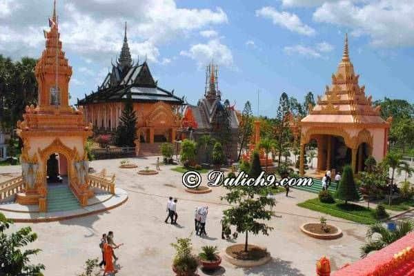 Chùa Xiêm Cán/ điểm di tích lịch sử nổi tiếng ở Bạc Liêu: Du lịch Bạc Liêu đi đâu tham quan, ngắm cảnh, chụp ảnh đẹp?