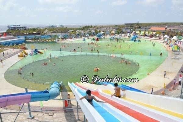 Khu du lịch Nhà Mát/ điểm nghỉ dưỡng lí tưởng ở Bạc Liêu: Địa điểm vui chơi, giải trí nổi tiếng ở Bạc Liêu