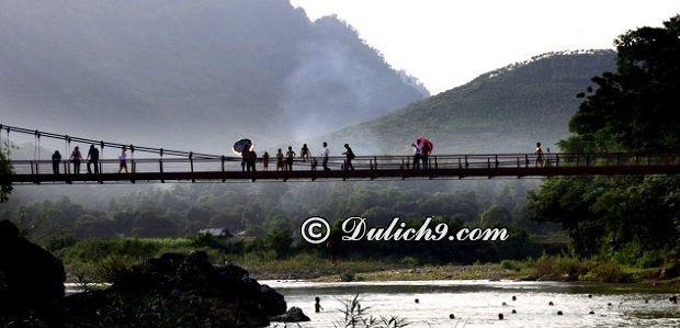 Lai Châu các địa điểm ưa thích: Nên đi đâu chơi, tham quan khi du lịch Lai Châu?