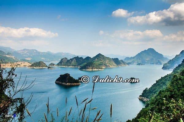 Những địa điểm du lịch nổi tiếng ở Lai Châu: Du lịch Lai Châu nên đi đâu chơi, tham quan, ngắm cảnh, chụp ảnh đẹp?