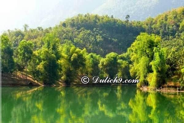 Địa điểm tham quan ở Sơn La được du khách yêu thích: Danh lam thắng cảnh đẹp, nổi tiếng ở Sơn La