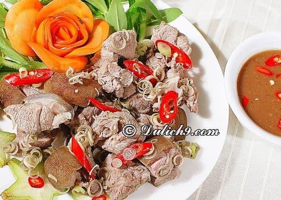 Dê Tơ Trần Thế/ quán thịt dê ngon ở Hà Nội: Nên ăn thịt dê ở đâu Hà Nội?