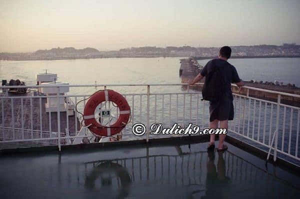 Đi bằng thuyền từ Tokyo tới Sapporo: Hướng dẫn cách di chuyển từ Tokyo đến Sapporo nhanh, thuận tiện nhất