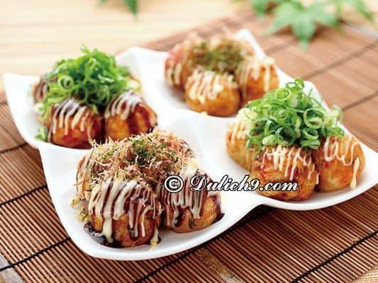 Ăn ở đâu khi du lịch Osaka? Nhà hàng ngon, rẻ nổi tiếng ở Osaka được nhiều du khách yêu thích
