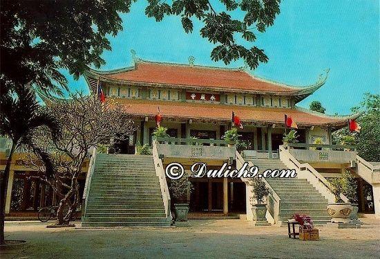 Nên đi những đâu chơi khi du lịch Hà Tĩnh? Địa điểm tham quan nổi tiếng nhất ở Hà Tĩnh