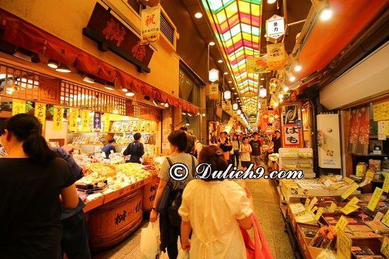 Lịch trình du lịch Kyoto 1 ngày: Du lịch Kyoto 1 ngày nên đi đâu chơi, tham quan, ăn uống?