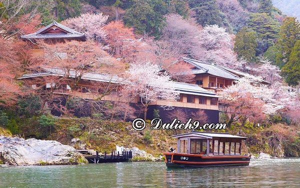 Nên du lịch Kyoto khi nào/ thời gian tuyệt nhất đi Kyoto: Kinh nghiệm, hướng dẫn lịch trình du lịch Kyoto tự túc, giá rẻ