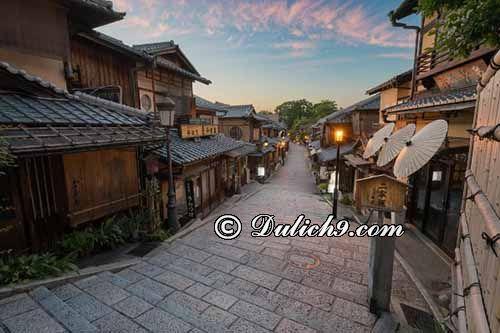 Du lịch Kyoto có gì chơi/ địa điểm tham quan nổi tiếng ở Kyoto: Hướng dẫn du lịch Kyoto tự túc, giá rẻ - Kinh nghiệm du lịch Kyoto