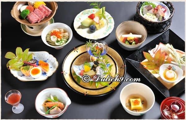 Ăn uống gì ngon ở Kyoto/ món ăn đặc sản ở Kyoto: Hướng dẫn lịch trình tham quan, vui chơi, ăn uống khi du lịch Kyoto - Kinh nghiệm du lịch Kyoto