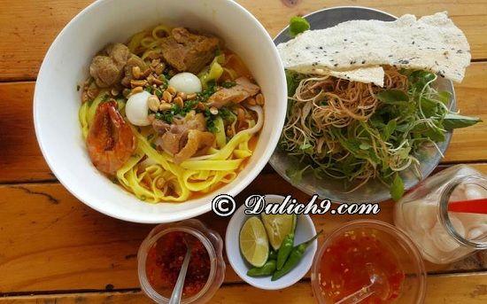 Gợi ý món ngon, địa chỉ nổi tiếng gần Ngũ Hành Sơn: Kinh nghiệm ăn uống khi du lịch Ngũ Hành Sơn chi tiết
