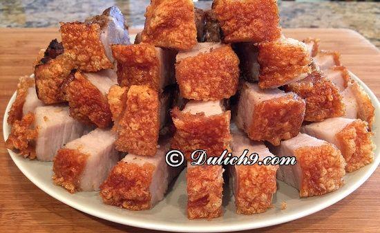 Món ăn vặt ngon ở Macao: Du lịch Macao nên ăn đặc sản gì?