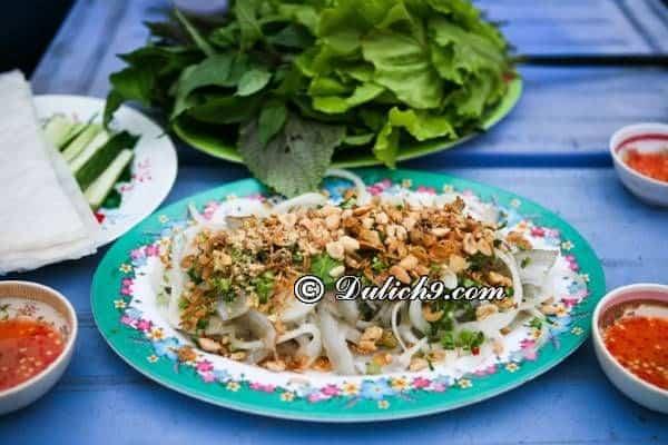 Các món ăn đặc sản Hà Tĩnh nên thưởng thức