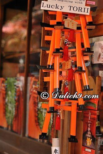 Du lịch Kyoto nên mua gì làm quà? Đồ lưu niệm nên mua khi đến Kyoto du lịch