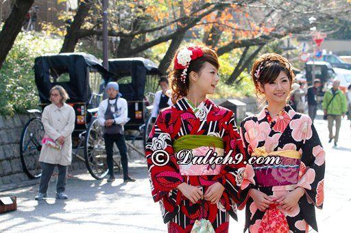 Du lịch Kyoto nên mua gì làm quà? Mua quà gì khi tới Kyoto du lịch?