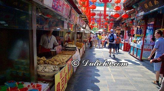 Mũ Sheng Xifu/ mua quà lưu niệm ở Bắc Kinh: Nên mua quà gì khi du lịch Bắc Kinh?