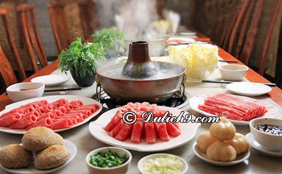 5 đặc sản nổi tiếng nên thưởng thức ở Bắc Kinh: Du lịch Bắc Kinh nên ăn đặc sản gì?