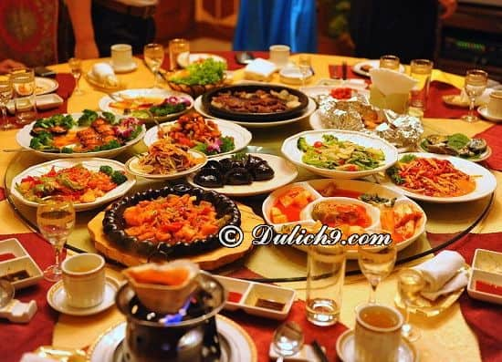 Ăn gì ngon khi tới Bắc Kinh? Món ăn đặc sản ngon, nổi tiếng ở Bắc Kinh