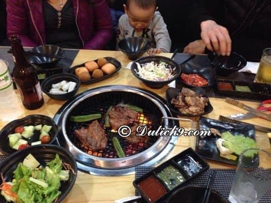 Lẩu & Nướng 77 BBQ/ Ăn nướng ngon ở Hải Phòng: Địa chỉ nhà hàng, quán đồ nướng ngon, giá rẻ ở Hải Phòng