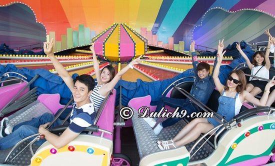 Chơi gì ở khu vui chơi Asia Park Đà Nẵng? Những trò vui chơi, giải trí thú vị, hấp dẫn ở Asia Park Đà Nẵng