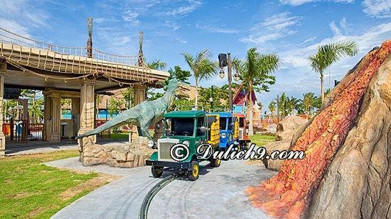 Hướng dẫn đi khu vui chơi Asia Park Đà Nẵng: Những trò vui chơi, giải trí nổi tiếng ở Asia Park Đà Nẵng